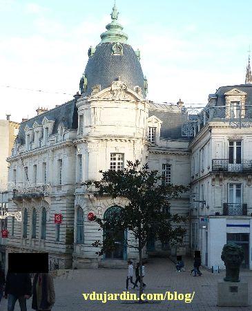 La caisse d'épargne d'Angoulême