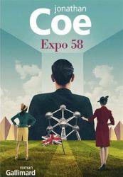 Couverture de Expo 58 de Jonathan Coe