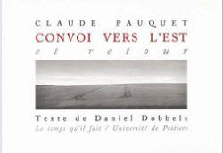 Couverture de Convoi vers l'est de Claude Pauquet