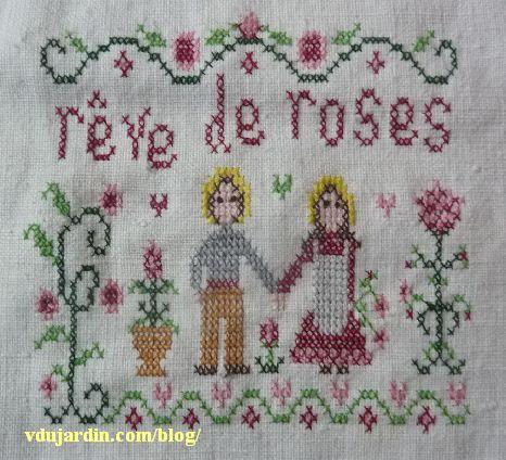Nans 2014, étape 17, rêve de roses