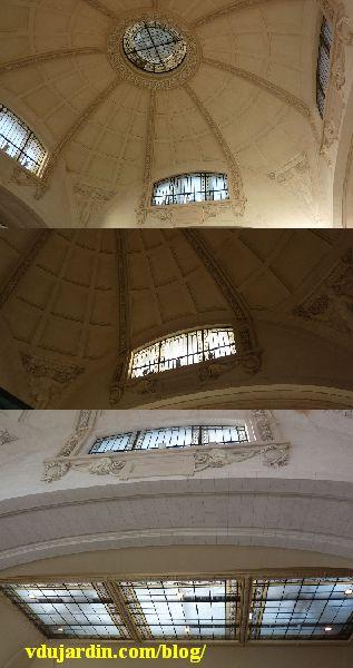 Gare de Limoges, la coupole
