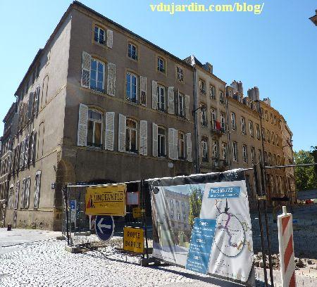 Metz, la maison natale de Paul Verlaine