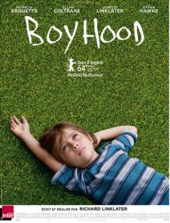 Affiche de Boyhood de Richard Linklater