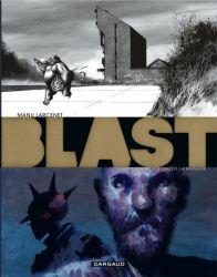 Couverture de Blast tome 3, la tête la première, de Manu Larcenet