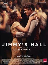 Affiche de Jimmy's Hall de Ken Loach