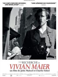 Affiche de A la recherche de Vivian Maier de John Maloof et Charlie Siskel