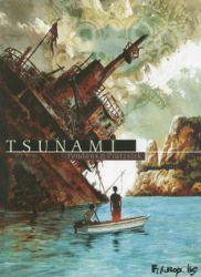 Couverture de Tsunami de Stéphane Stéphane Piatzszek et Jean-Denis Pendanx