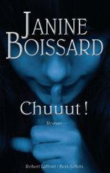 Couverture de Chuuut de Janine Boissard