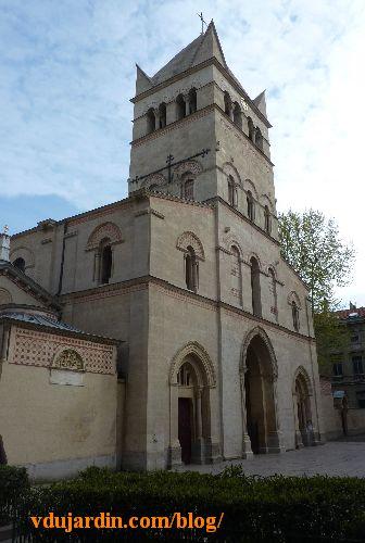 Lyon, basilique Saint-Martin d'Ainay