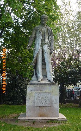 Lyon, monument à Sadi Carnot