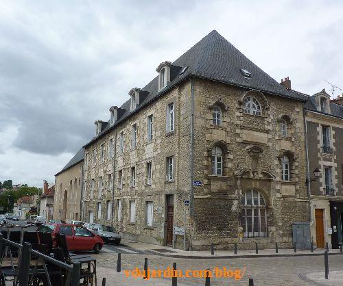 Poitiers, hôpital de la Charité
