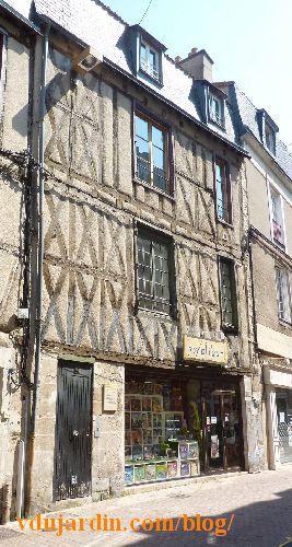 Congrès du PS à Poitiers, 5 juin 2015, boutique du président de Poitiers le Centre