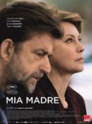 Affiche de Mia Madre de Moretti Nanni