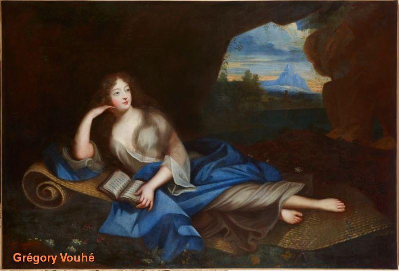 Portrait de Mme de Montespan