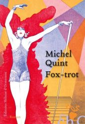 Couverture de Fox-trot de Michel Quint
