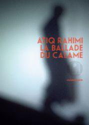 Couverture de La ballade du calame de Atiq Rahimi