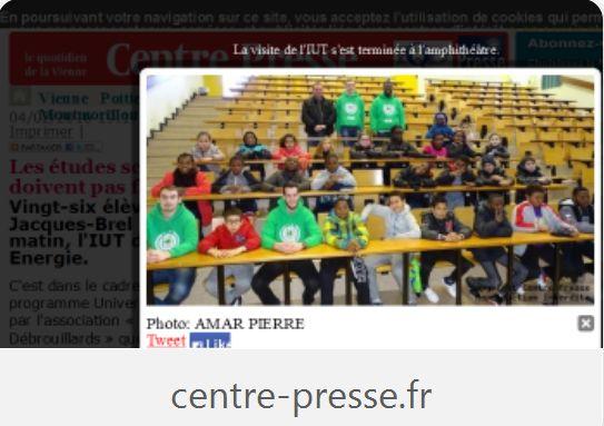 Centre Presse, 4 février 2016