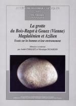 couverture du mémoire sur le Bois-Ragot, par Chollet et Dujardin